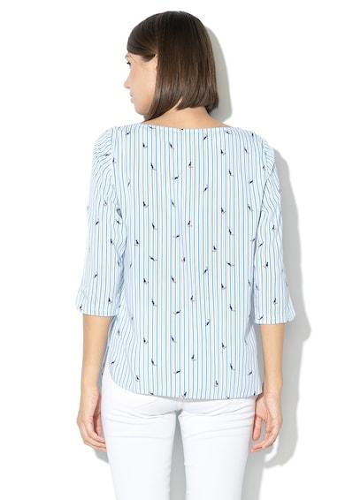 EDC by Esprit Bluza cu model si maneci 3/4 Femei