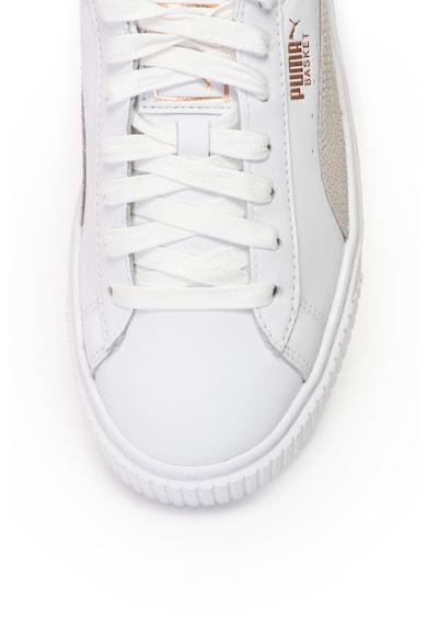 Puma Euphoria RG bőr sneakers cipő fémes részletekkel női