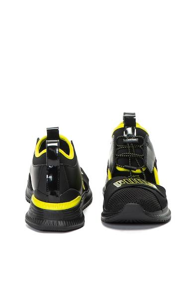 Puma Pantofi sport slip-on cu decupaj si sireturi pentru ajustare Fenty Avid Femei