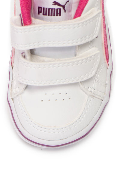 Puma Спортни обувки Court с велкро Момичета