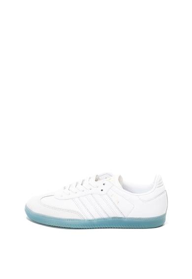 Adidas ORIGINALS Pantofi sport de piele nabuc si piele Samba Femei