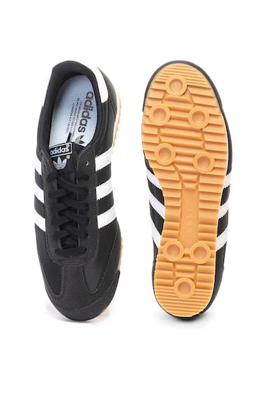 Adidas ORIGINALS Dragon OG cipő nyersbőr hatású szegélyekkel férfi