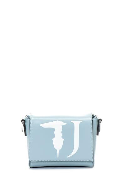 Cacciatoria műbőr logómintás keresztpántos táska - Trussardi Jeans ... e0e957926b
