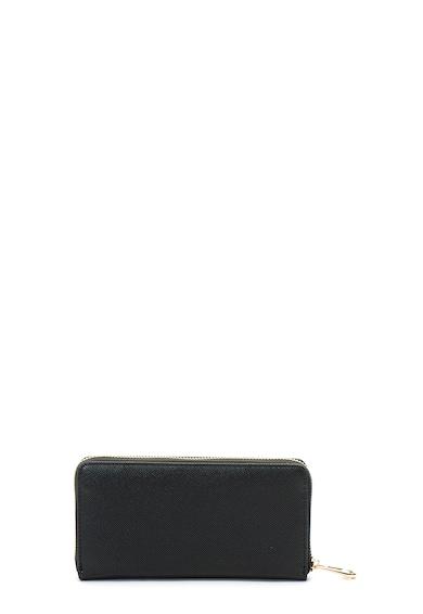 Trussardi Jeans Easy Light logós műbőr pénztárca női