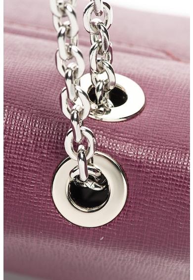 COCCINELLE Чанта Joey от кожа Сафиано Жени