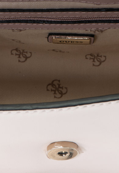 Guess Leila colorblock keresztpántos műbőr táska női