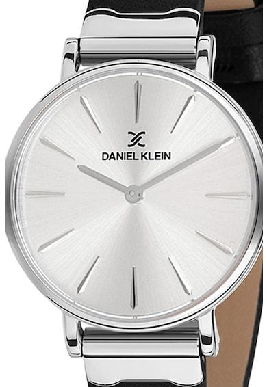 DANIEL KLEIN Ceas analog cu o curea de piele Femei