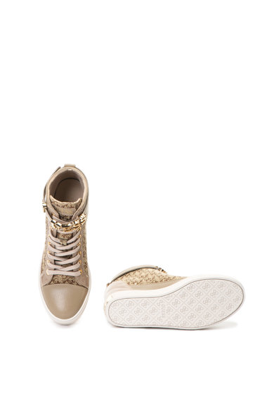 Guess Спортни обувки със скрита платформа Жени