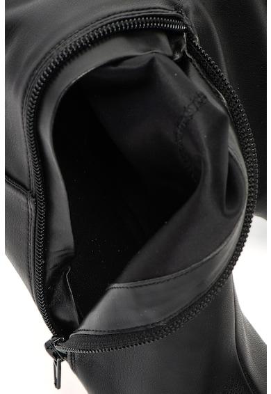 Guess Cizme lungi peste genunchi de piele ecologica Femei
