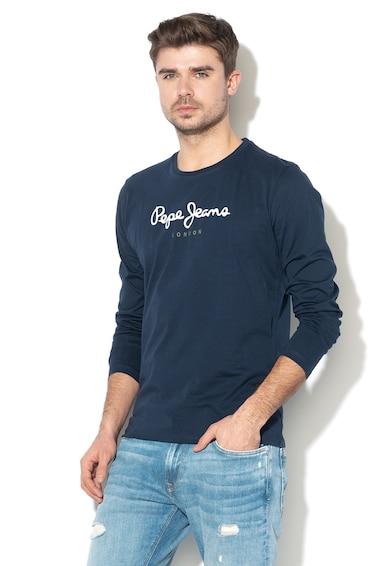 Pepe Jeans London Блуза Eggo с лого Мъже