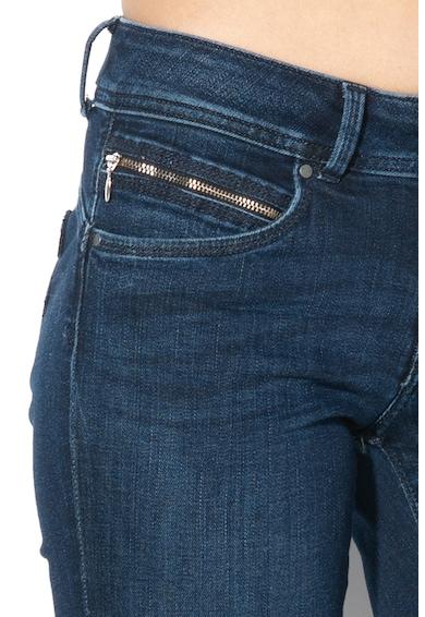 Pepe Jeans London Blugi slim fit New Brooke Femei
