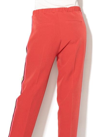 Pepe Jeans London Pantaloni cu garnituri laterale Lula Femei