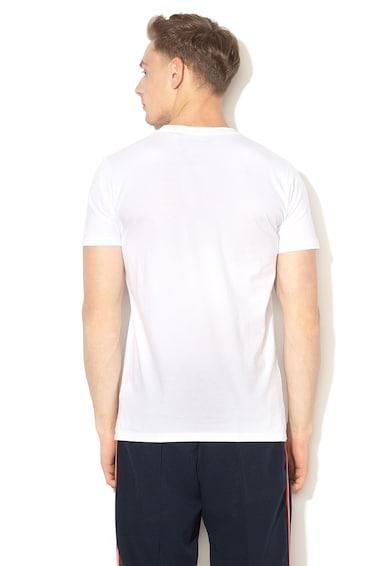 Pepe Jeans London Tricou slim fit cu model Owain Barbati