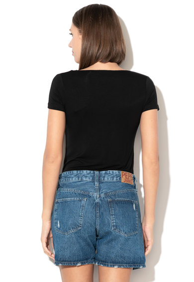 Pepe Jeans London Тениска Beatriz с пайети Жени