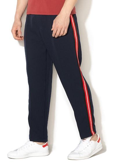 Pepe Jeans London Pantaloni cu garnituri contrastante Bob Barbati