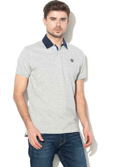Pepe Jeans London Tricou polo regular fit Peter Barbati