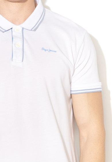 Pepe Jeans London Tricou polo regular fit Mitch Barbati