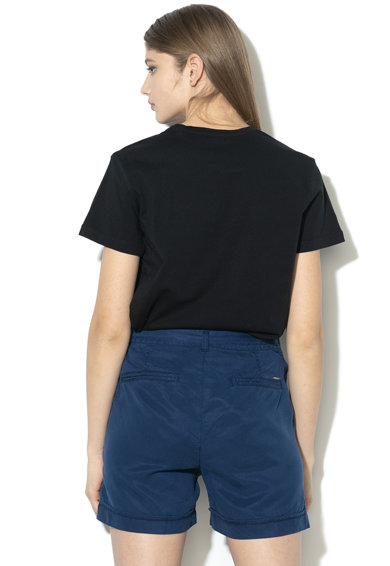 Pepe Jeans London Tricou cu logo Elia Femei