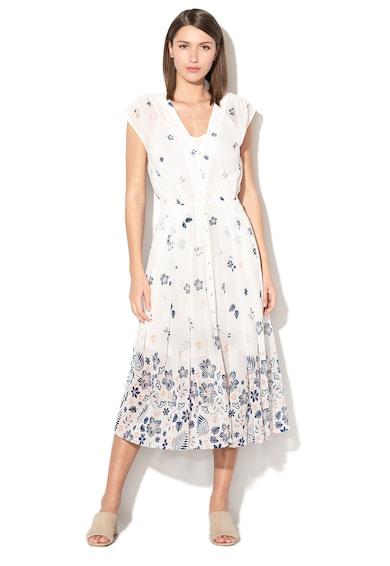 4ea93d4da2 Candela virágmintás bővülő fazonú ruha - Pepe Jeans London (PL952468 ...