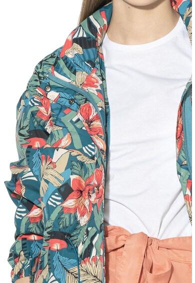 Pepe Jeans London Jacheta cu model floral Alison Femei