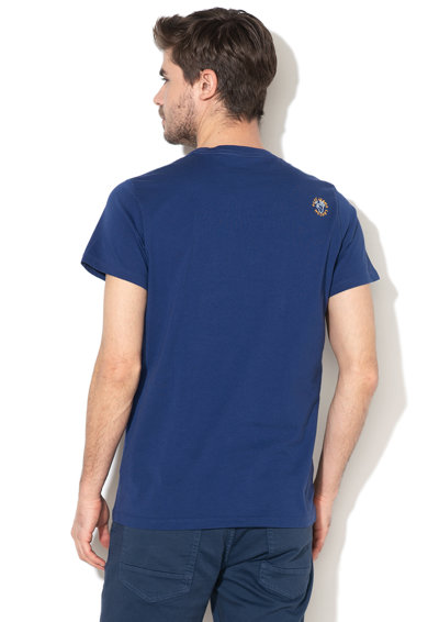 Pepe Jeans London Tricou regular fit cu imprimeu logo Nicholas Barbati