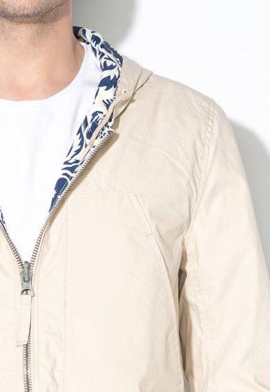 Pepe Jeans London Jacheta usoara cu model reversibil Leros Barbati