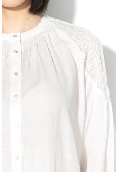 Pepe Jeans London Риза Angy с бродерии Жени