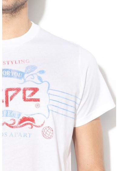 Pepe Jeans London Тениска Archive с лого Мъже