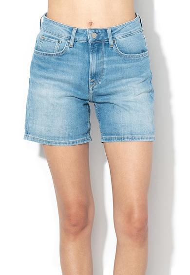 Pepe Jeans London Къси дънки Mary с висока талия Жени