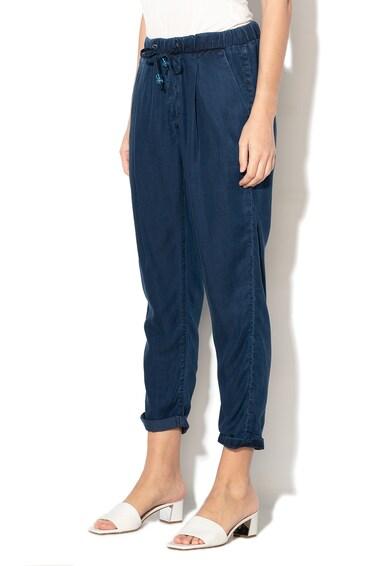 Pepe Jeans London Панталон Donna от шамбре Жени
