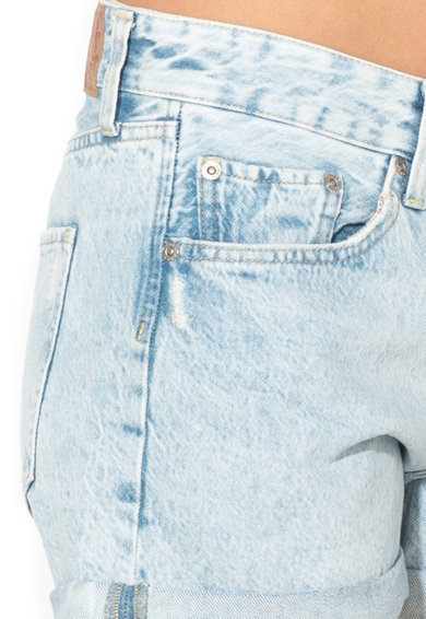 Pepe Jeans London Blugi scurti regular fit Mable Femei