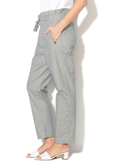 Pepe Jeans London Pantaloni lejeri in dungi Sophia Femei