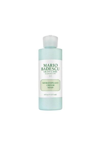 Mario Badescu Demachiant  Keratoplast Cream Soap pentru ten sensibil, mixt sau uscat, 177 ml Femei