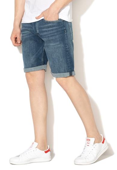 Pepe Jeans London Pantaloni scurti relaxed fit din denim Callen Barbati