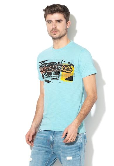 Pepe Jeans London Тениска Amersham с фигурална шарка Мъже
