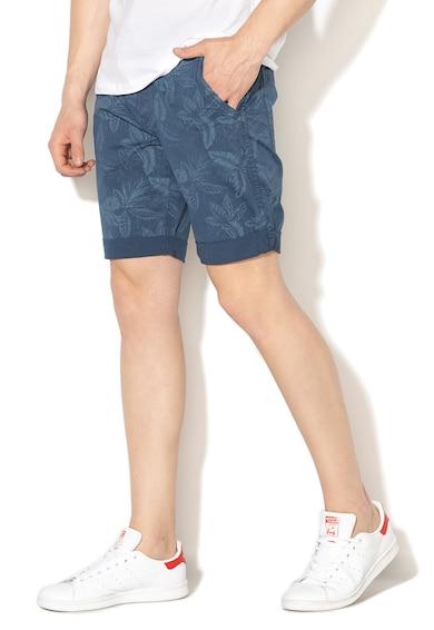 Pepe Jeans London Bermude cu imprimeu tropical Craig Barbati