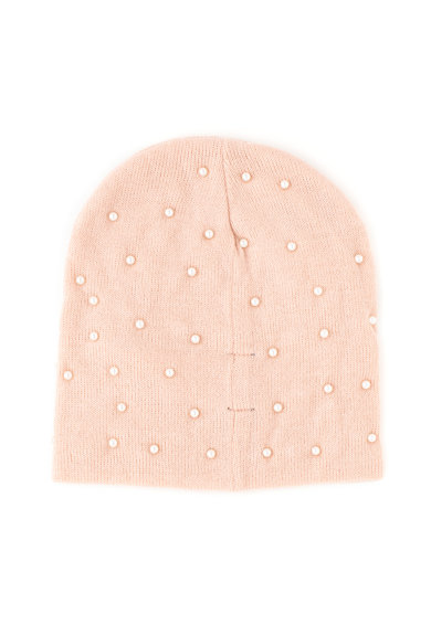 Guess Caciula tricotata cu aplicatii de margele Femei