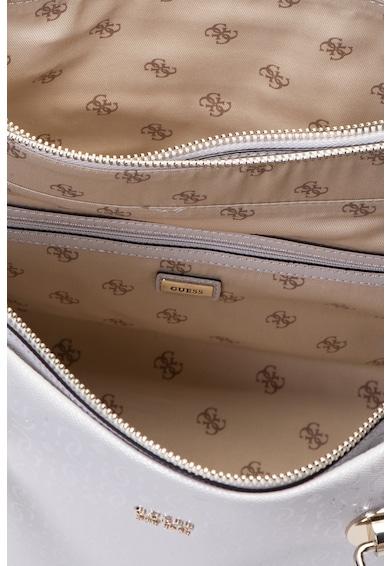 Guess Шопинг чанта Tamra от еко кожа с лого Жени