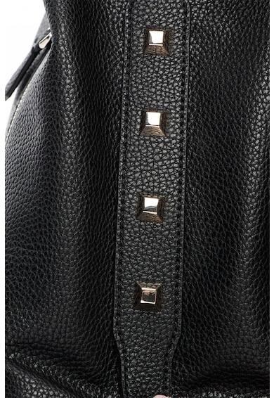 Guess Brooklyn műbőr hobo táska logórátéttel női