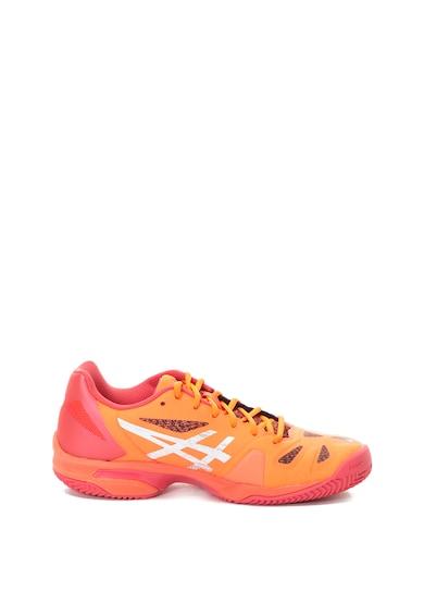 Asics Pantofi cu branturi cu amortizare, pentru tenis Gel-Lima Padel Femei