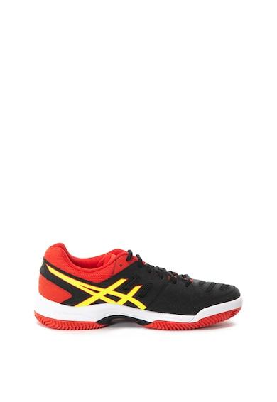 Asics Pantofi sport cu insertii de plasa, pentru tenis Gel-Padel Pro Barbati
