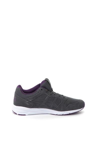 Asics Унисекс спортни обувки за бягане Shaw Runner с велур Жени