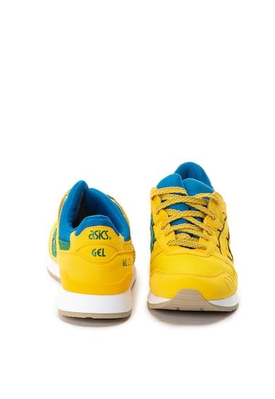 Asics Pantofi sport cu insertii de plasa Gel-Lyte III Barbati