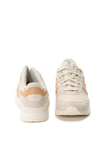 Asics Унисекс спортни обувки Gel-Lyte III от текстил и кожа Мъже