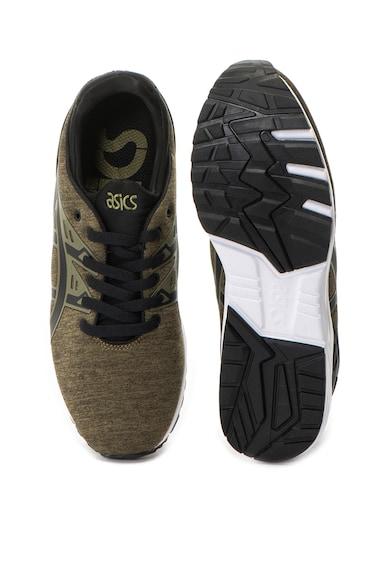 Asics Gel-Kayano Trainer Evo kötött hatású sneakers cipő férfi
