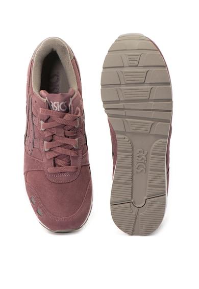Asics Унисекс велурени обувки Gel-Lyte с лого Мъже