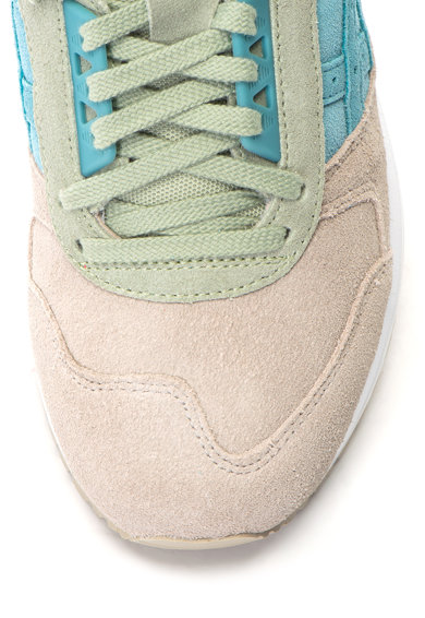 ASICS Tiger Велурени спортни обувки Gel Respector Мъже