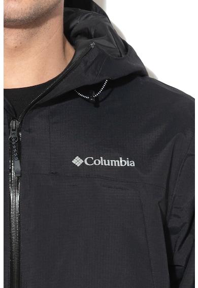 Columbia Top Pine™ könnyű súlyú bélelt vízálló dzseki kapucnival férfi