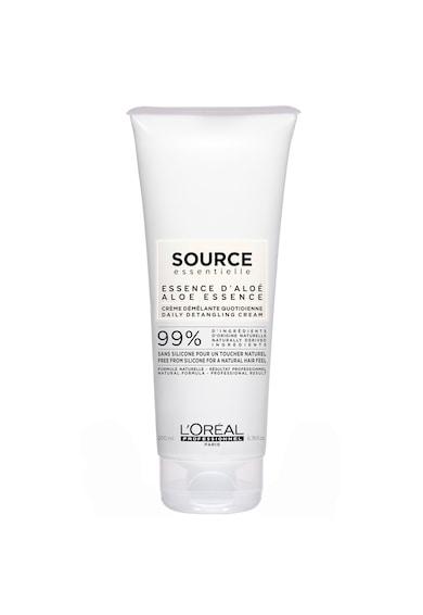 L'Oreal Professionnel Tratament natural pentru uz zilnic L'Oréal Professionnel Source Essentielle Daily Detangling Cream, 200 ml Femei