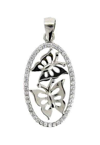 Rankine-Silver Pandantiv de argint 925 decorat cu zirconia Femei